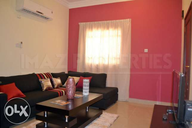 PP080// Furnished 1BR - Apartment for Rent
