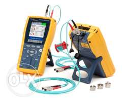 fluke tester/otdr/splicing machine