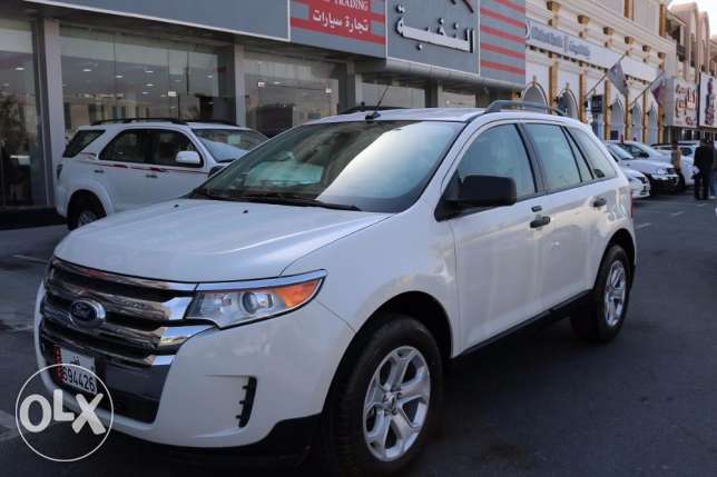 New Ford Edge 2013 AWD