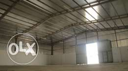 Warehouse for Rent / Sale (Al-Shahanieh area)
