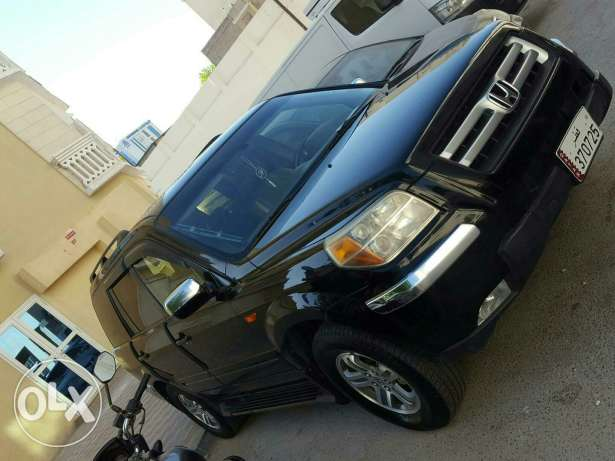 Honda Mrv Full Option with Sunroof and Leather Seats