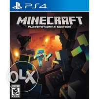 Minecraft For PS4
