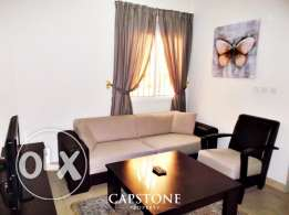 """AT HOME"" Feel at Bin Omran fully-furnished 2BR apartment"