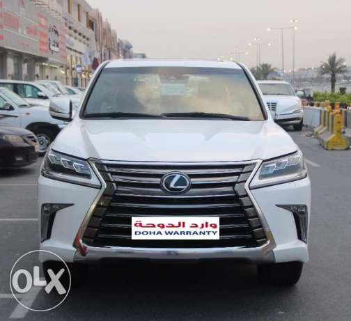 New Lexus LX570 Model 2017