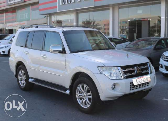 Mitsubishi - Pajero 3.8 - 2014 - Fulloption - White