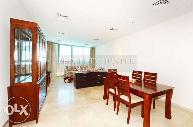 Delightful 2 Bedroom Apartment in ZigZag Towers