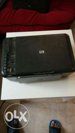 Hp prenter+scanner