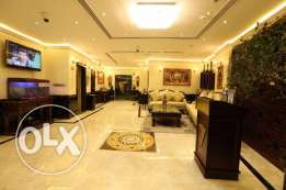 Luxury 1 bhk Fully furnished Hotel Apartment Dar Al khutub