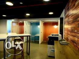 Ready to move Office for Rent. for C.R.
