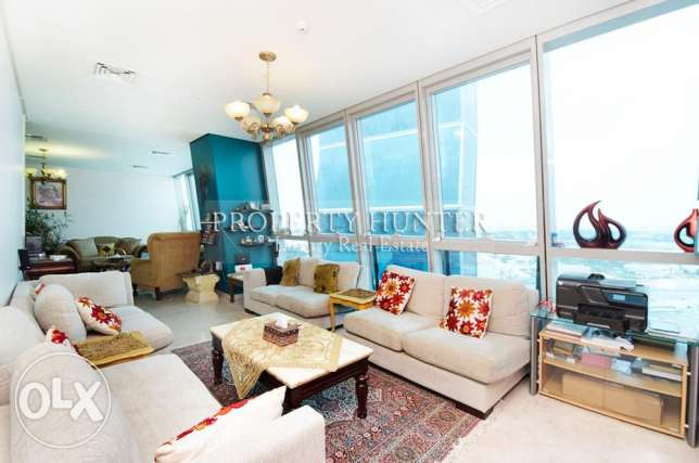 3+ Maid Apartment with enjoyable views
