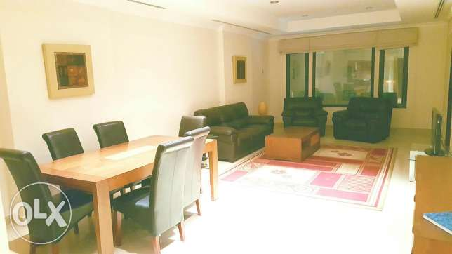 2bedroom fully furnished with big balcony in pearl porto Arabia for re الؤلؤة -قطر -  3