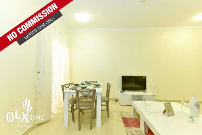 NO COMMISSION, Brand New, 2BR Apt in Bin Omran Access to Facilities