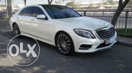 Mercedes S400 model 2015, full options - accident free