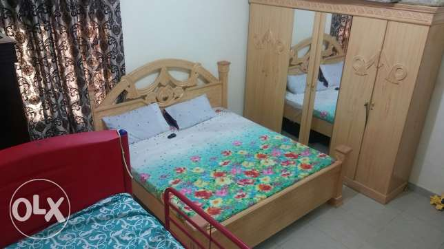 Room is available for girls or small family