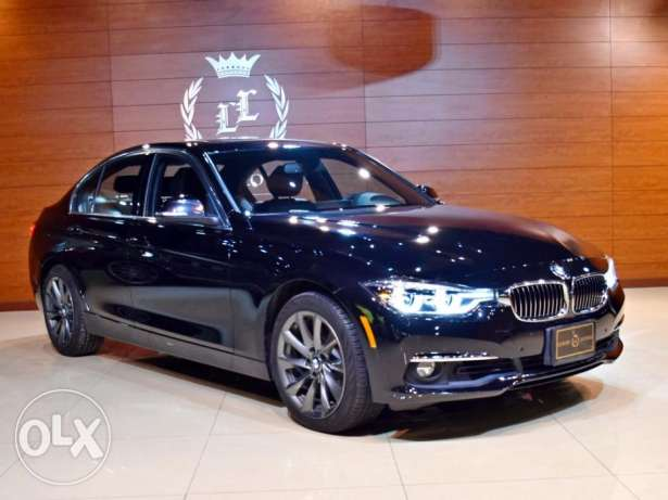2016 BMW 328i, Canadian Specs, Under Gulf 2 Years Warranty and Service