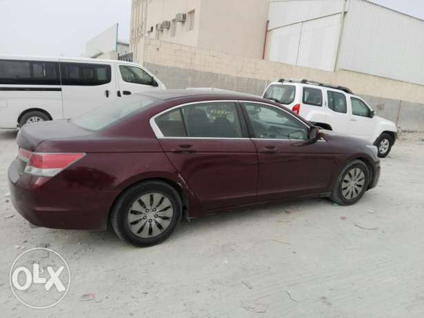 Honda accord 2011 for urgent sale