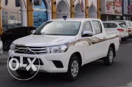 Brand New Toyota - Hilux 2.0 CC MODEL - 2017