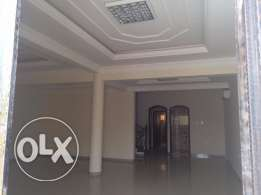 villa for rent inside compound in ain khalid 4bedrooms
