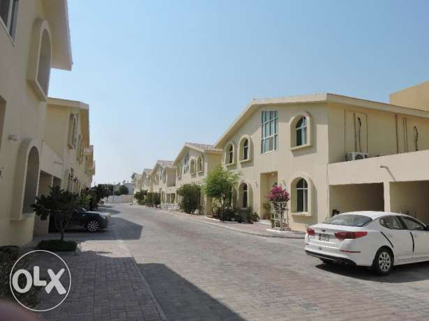 4-Bedroom Unfurnished Compound Villa in Al-Waab