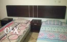 Bed space from 1 March - 20 April. 1200/m, 350/w - Bachelor/Traveler