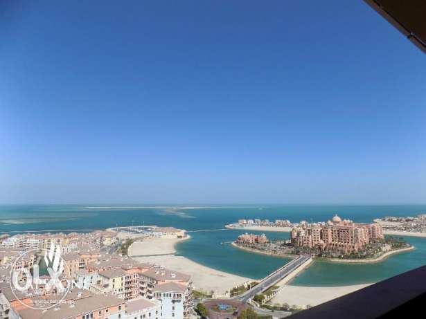 Sea View, 2BR Apt with up to 2 Months FREE