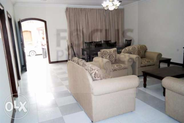 no commission..beautiful fully furnished 3bhk compound villa