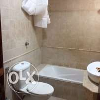 Luxury Fully Furnished 2-Bedrooms Flat in Umm Ghwailina