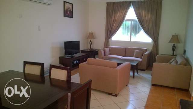 3 B/R F/F Compound villa in al laqtha