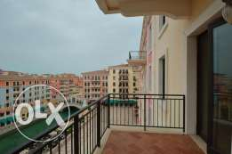 Low Price 3 Bedroom Canal View Apartment in Qanat Quartier