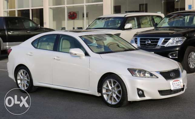 Lexus - IS 250 Model 2011