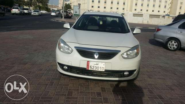 Renault fluence 2013