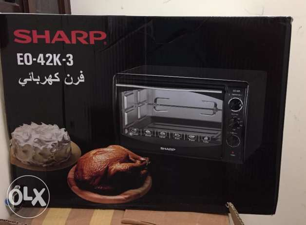 Brand-New SHARP oven