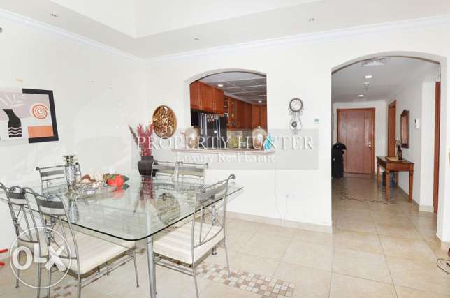 Amazing Furnished 2 Bed with Marina Sight الؤلؤة -قطر -  3