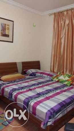 1 BHK full furnished studio type at EZDAN 24 for one month QR 3000/-