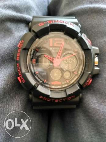G-SHOCK WATCH made in Japan