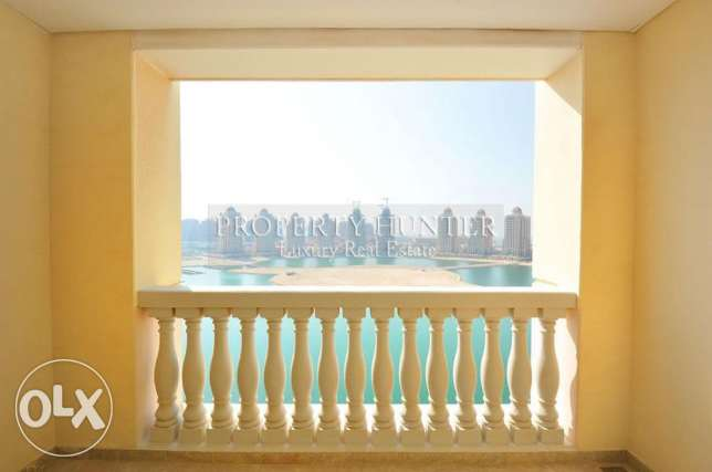Beautiful Marina View 2 Bedrooms Apartment الؤلؤة -قطر -  3