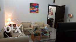 Fully Furnished 1 bedroom Al thumamah 4700