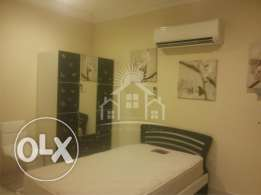 Brand New Luxury Fully Furnished 1 BHK_ Ain Khalid For Family