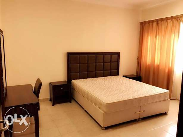 flat for rent in al-sadd 2bedrooms fully furnished