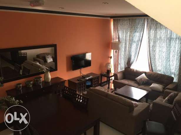 4 BR FF Apartment in Wakrah With billa