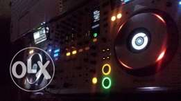 pairs of Pioneer CDJ2000 NEXUS with a mixer Brand New Original