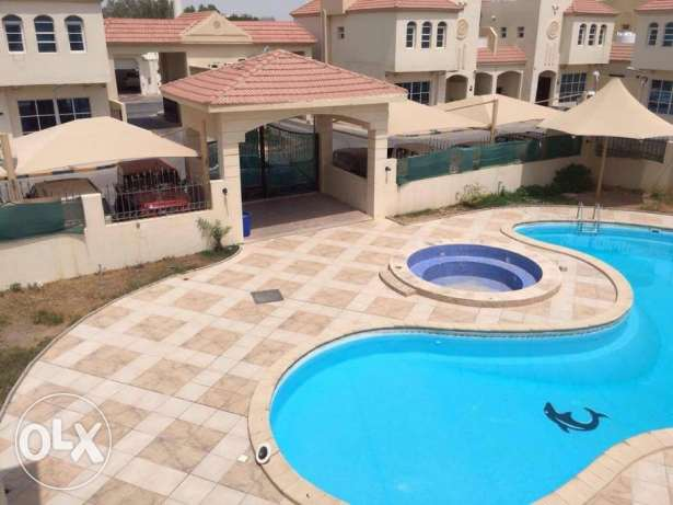 Unfurnished , [3+1] Bedroom Compound villa in Muaither معيذر -  5