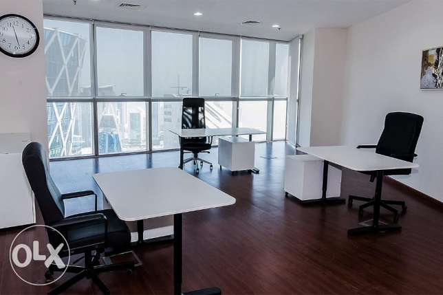 Cost Effective Furnished Office/License in FG Business Center الخليج الغربي -  7