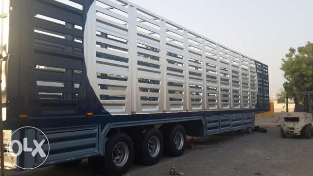 brand new najma, heavy duty trailers for sale