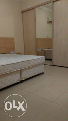 Fully furnished 2 B/R in al nasr النصر -  3