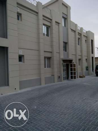 Bloc building compound for rent