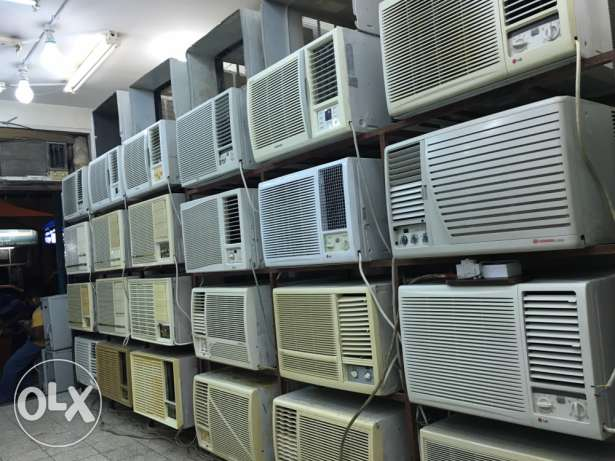 all type ac sale and installation