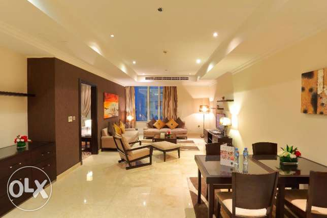 WBADA - Luxury Serviced Apartment for Studio, 1 & 2 Bedrooms