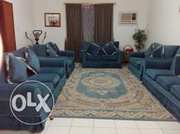One sofa set 12 seater