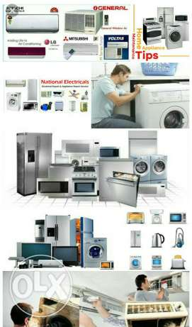 A/C& Fridge-washing machine repair doha.qatar-